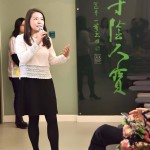 25/3/2016 香港大學《生病還需心藥醫》工作坊